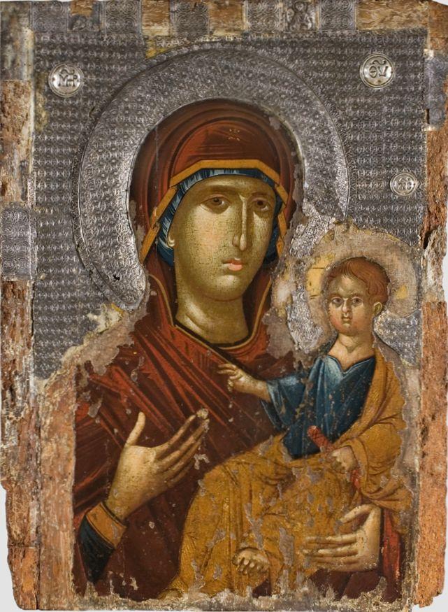 Theotokos Hodegetria Sérvia
