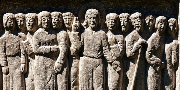 Jesus e os Apóstolos: Ele instituiu a Tradição da Igreja