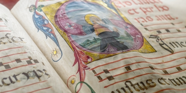 score - chant - gregorian