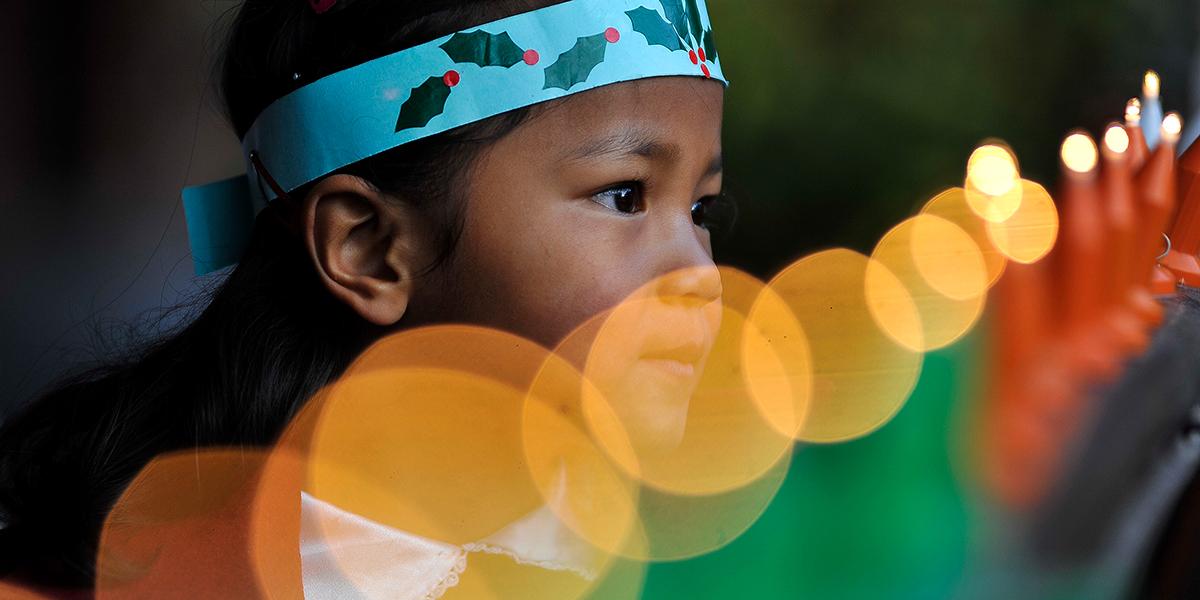 NEPAL,CHRISTMAS