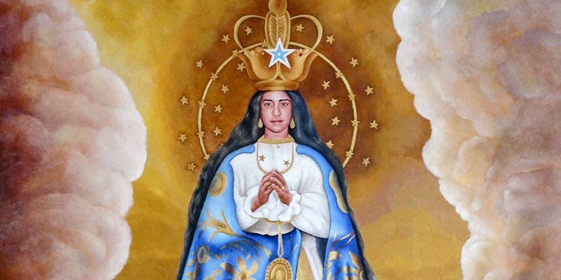 OUR LADY OF CAACUPE