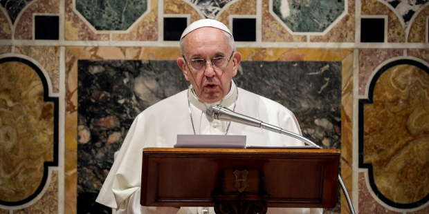 Vatican Pope DIPLOMACY
