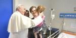 Pope Francis - Visit - Bambino Gesù - Rome