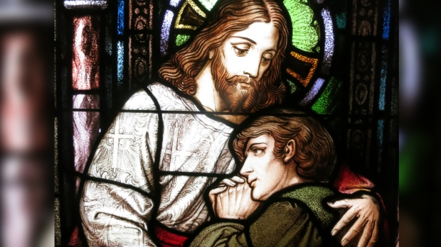 SORROWFUL MOTHER SHRINE,MERCY OF CHRIST