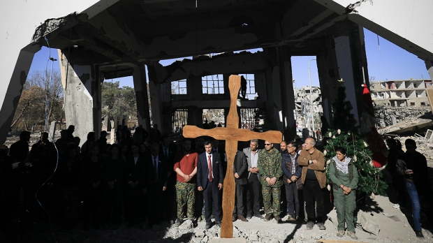 SYRIA,CHRISTIANS