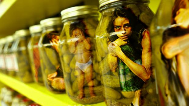 prostituição escravidão sexual