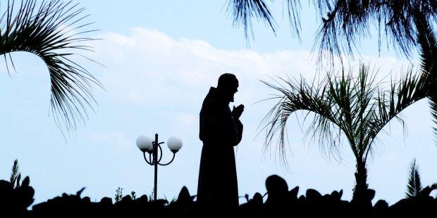 Sombra Padre Pio