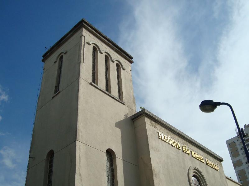 Paróquia São Miguel Arcanjo - Mooca