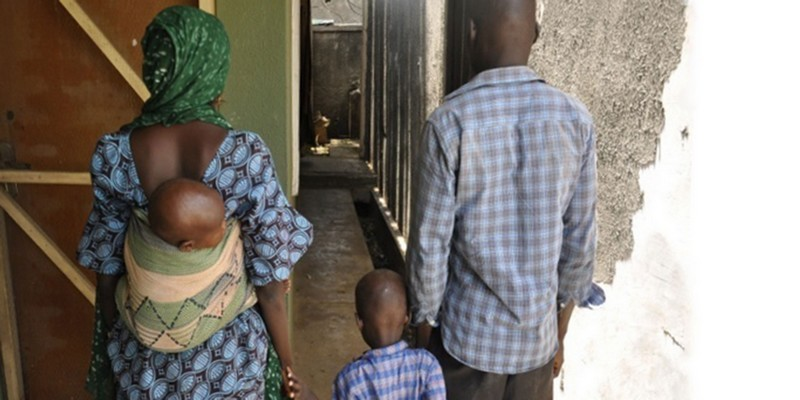 Rebecca e Bitrus vítimas Boko Haram