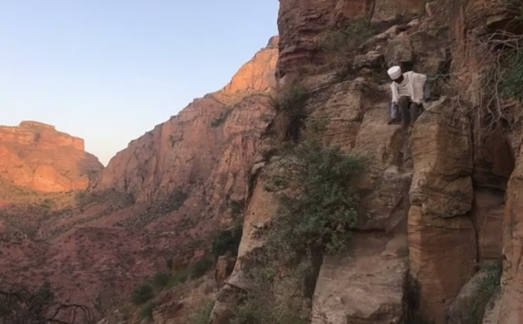 ETHIOPIA PRIEST