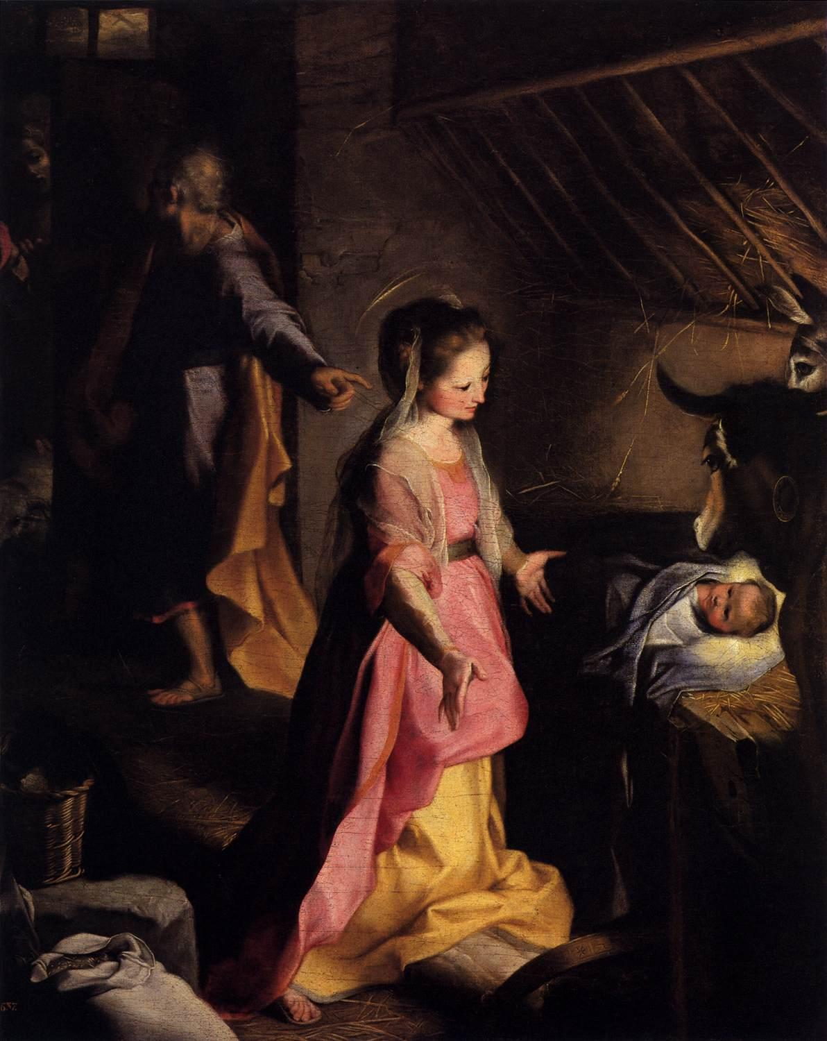 BAROCCI NATIVITY