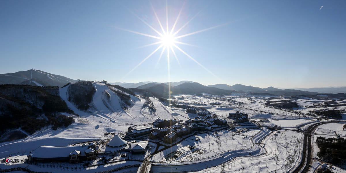 2018 OLYMPICS KOREA