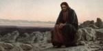 TEMPTATION OF CHRIST,WILDERNESS,DESERT