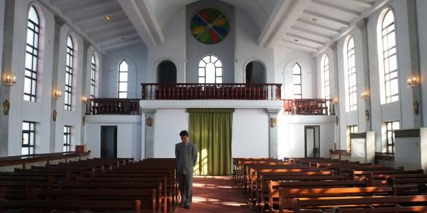 PYONGYANG CHURCH