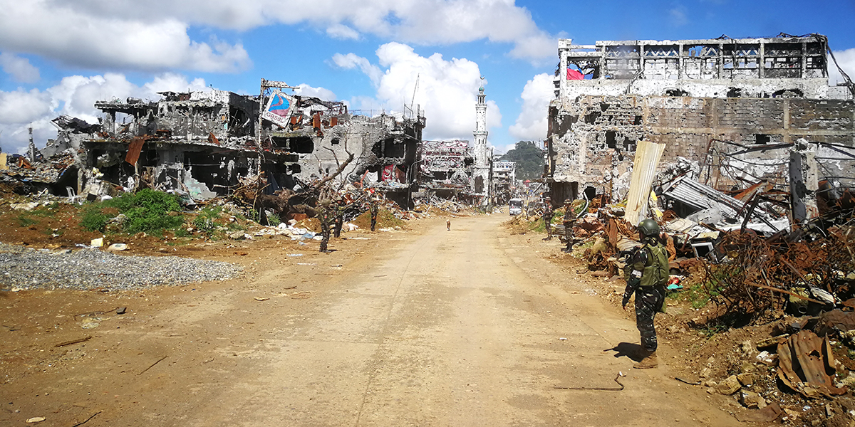 Marawi CONFLICT