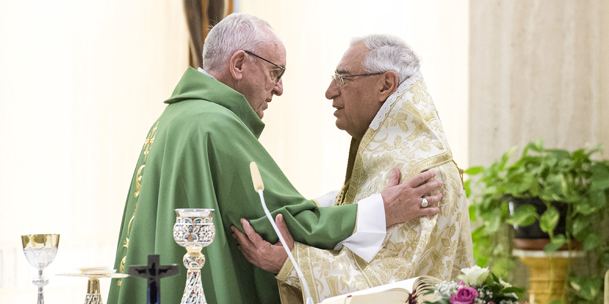 POPE FRANCIS HOLY MASS