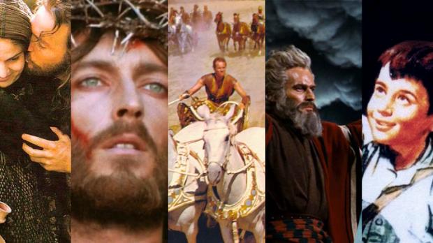 5 filmes semana santa