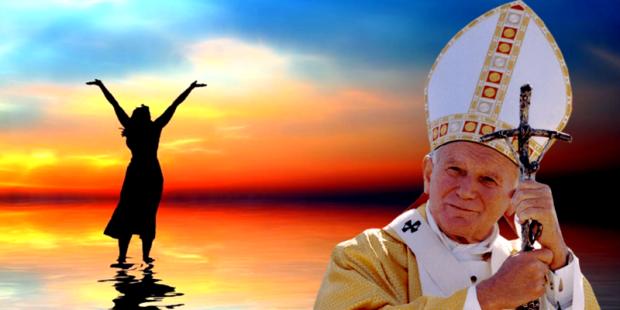 São João Paulo II carta às mulheres