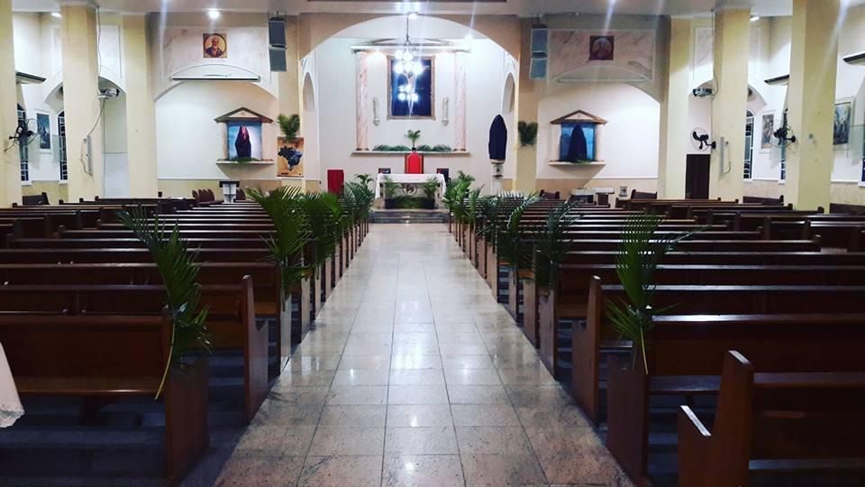 CHURCH, RIO DE JANEIRO