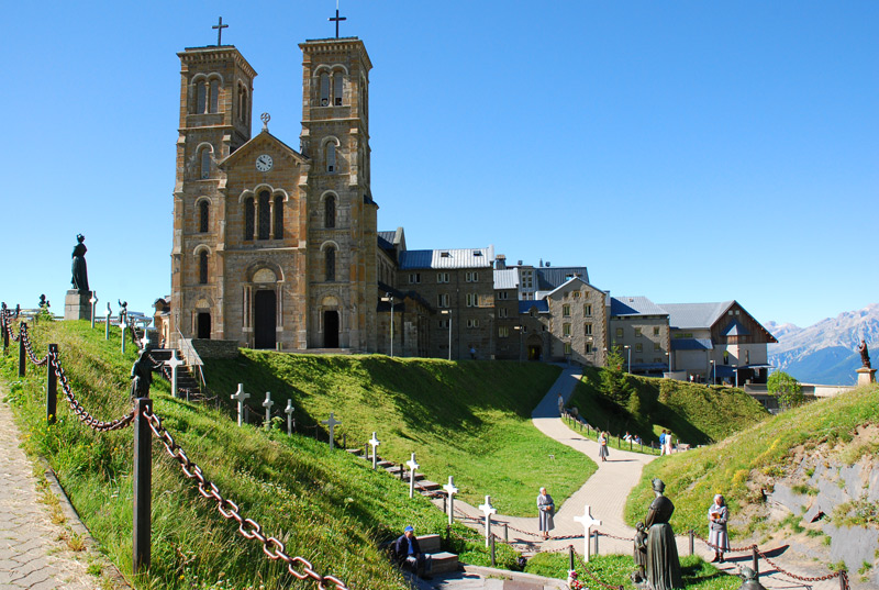 LA SALETTE SANCTUARY
