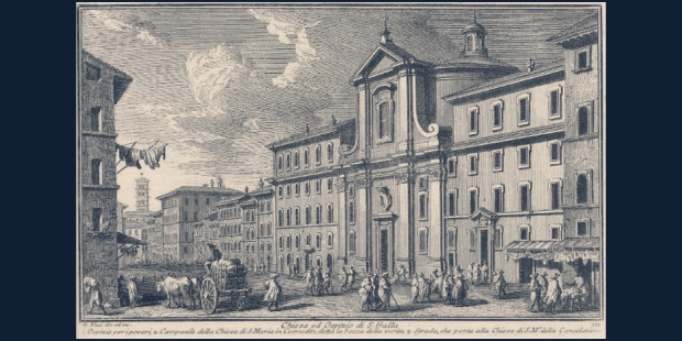 GALLA OF ROME;