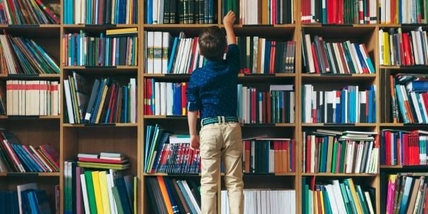 BOY LIBRARY