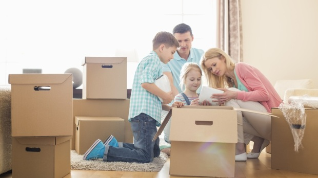 FAMILY ORGANIZING HOME