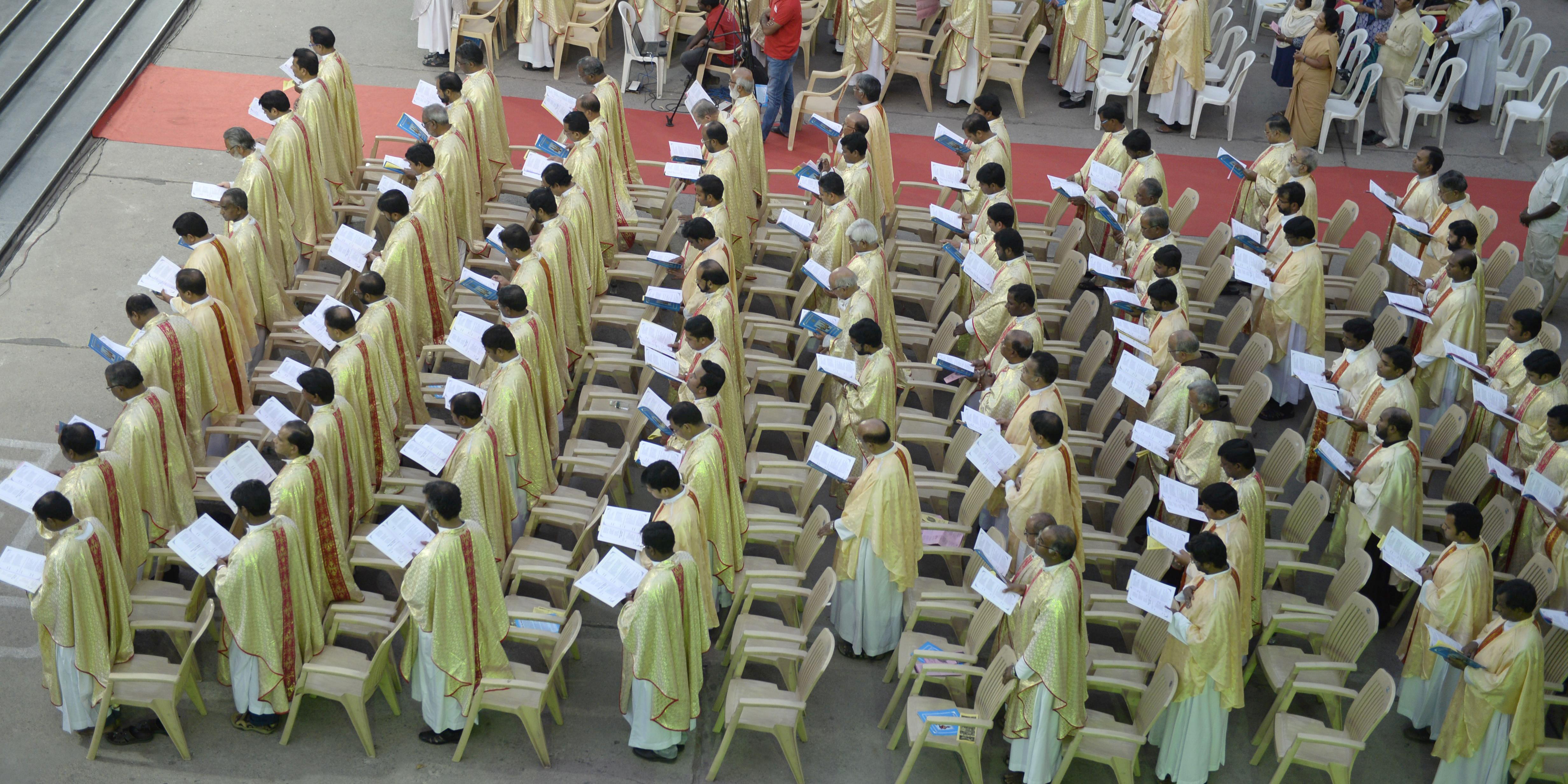 INDIA PRIESTS