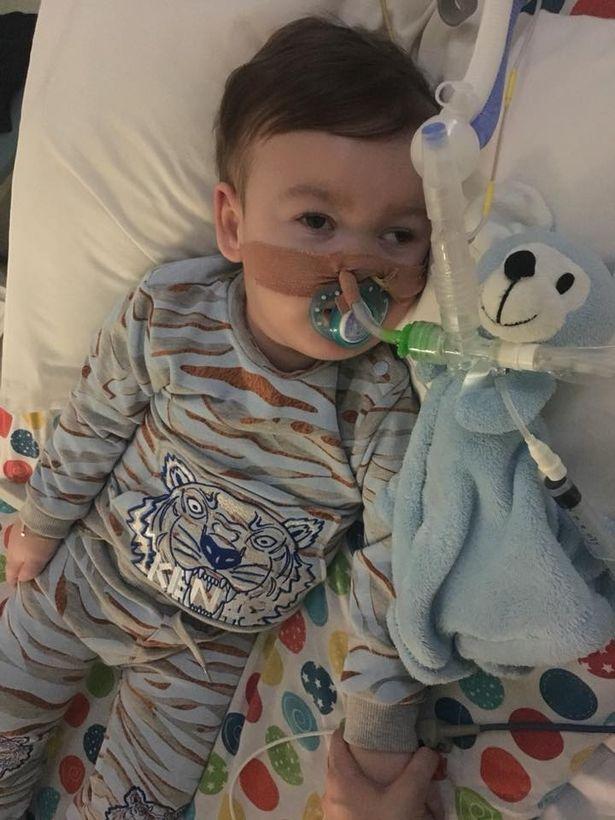 Alfie Evans hospital