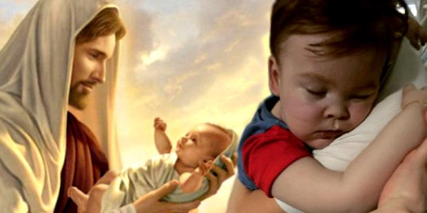 Alfie e Jesus