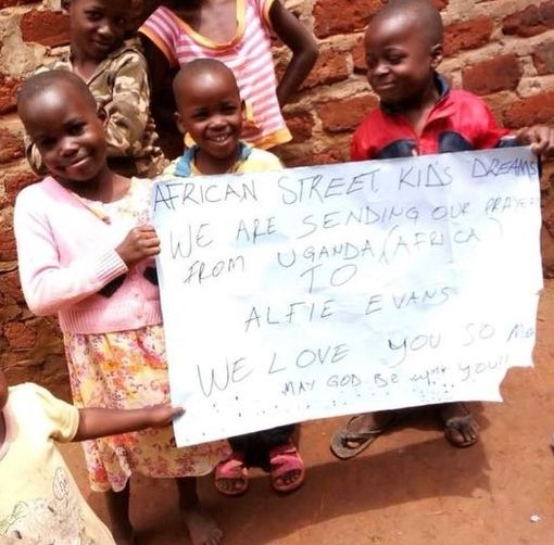 Alfie - Uganda