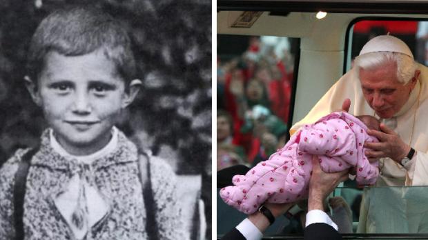 Joseph Ratzinger Bento XVI 91 anos