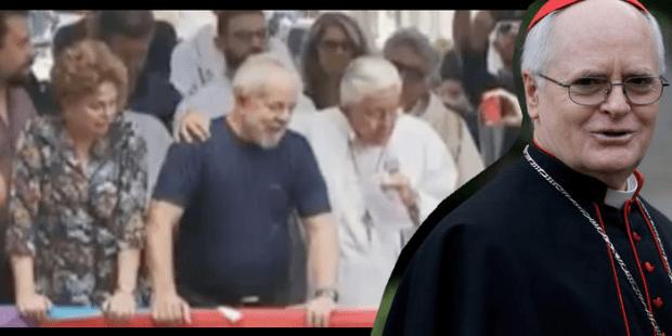 Cardeal Dom Odilo sobre ato ecumênico de Lula