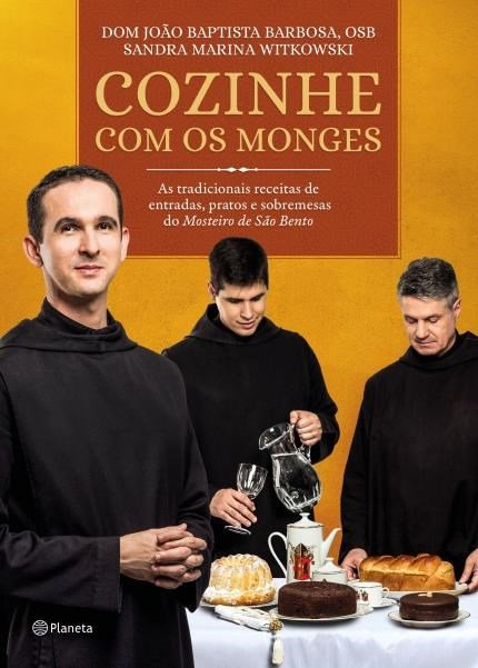 COZINHANDO, MONGES
