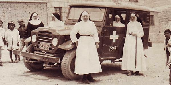 Freiras Irmãzinhas da Assunção na Bolívia