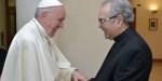 Pe Zezinho com o Papa Francisco