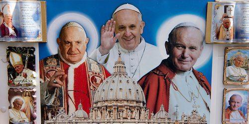 Canonização de São João XXIII e São João Paulo II