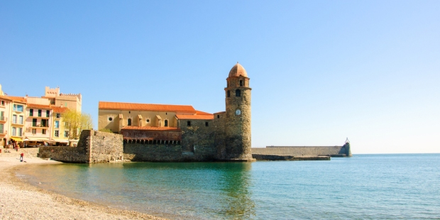 COLLIOURE CHURCH