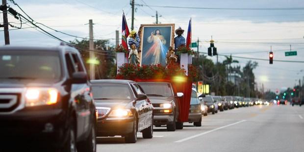 DIVINE MERCY,FLORIDA