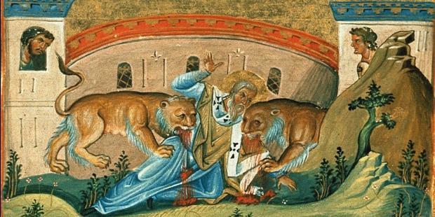 """Santo Inácio de Antioquia e a origem da palavra """"católico"""""""