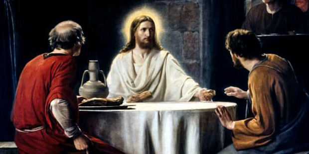 JESUS VISITS THE APOSTLES