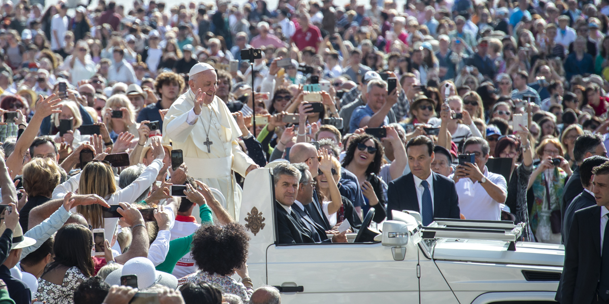 POPE FRANCIS GENERAL AUDIENCE