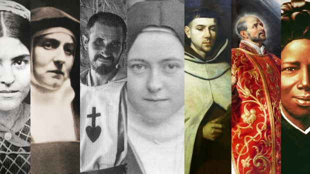 POPE FRANCIS WANTS EVERYONE TO IMITATE THESE SAINTS