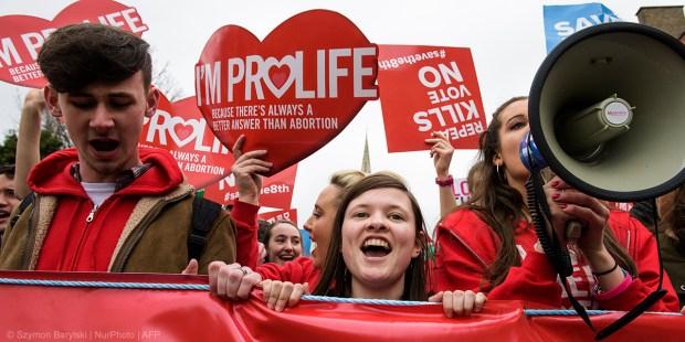 PRO LIFE,IRELAND