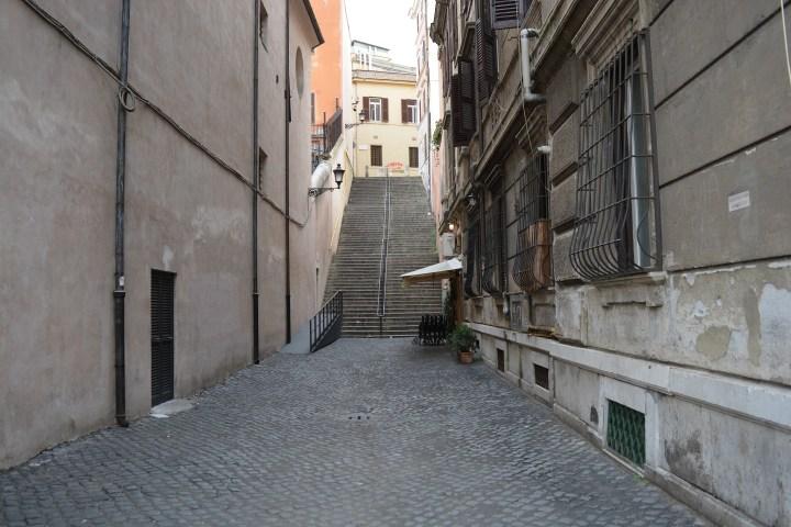 Escalera de los Borja