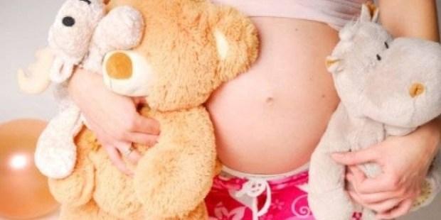 gravidez infantil