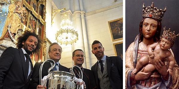 Real Madrid Virgen Almudena