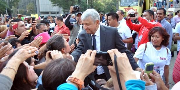 ANDRES MANUEL LOPEZ OBRADOR,MEXICO,POLITICS