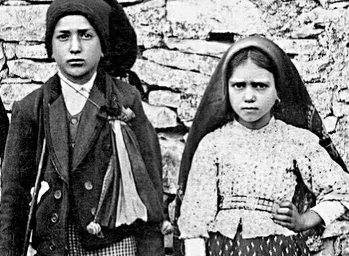 FRANCISCO AND JACINTA MARTO