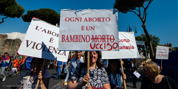 MARCH FOR LIFE ROME MAY 19